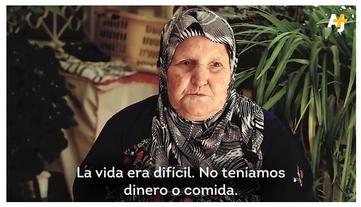 Jardines Palestinos, corto sobre huertos urbanos