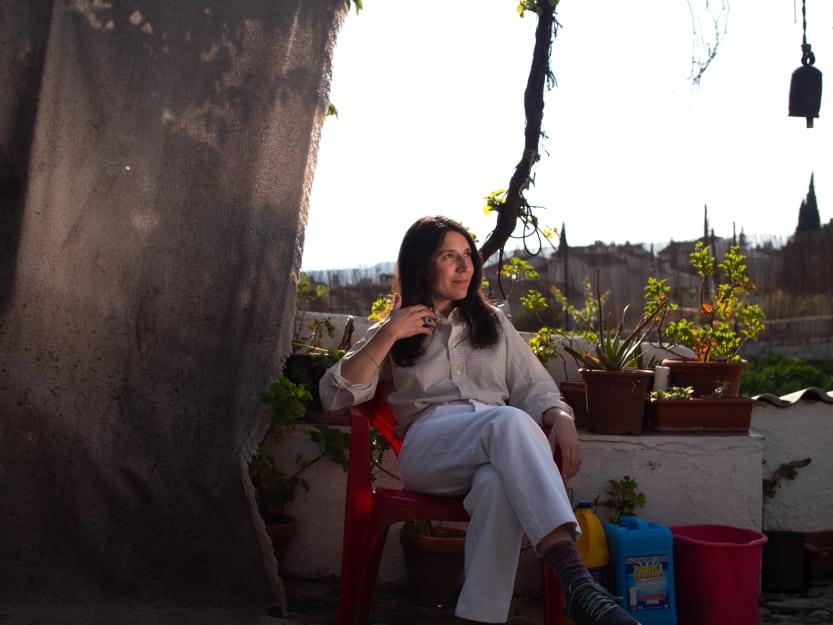 Lorena Álvarez, la huerta de mi padre