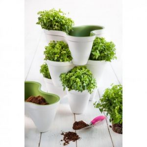 Macetero apilable ivy planter