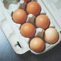 Cáscara de huevo: abono natural plantas