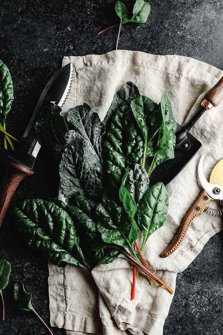 Cómo desinfectar hortalizas que consumimos crudas