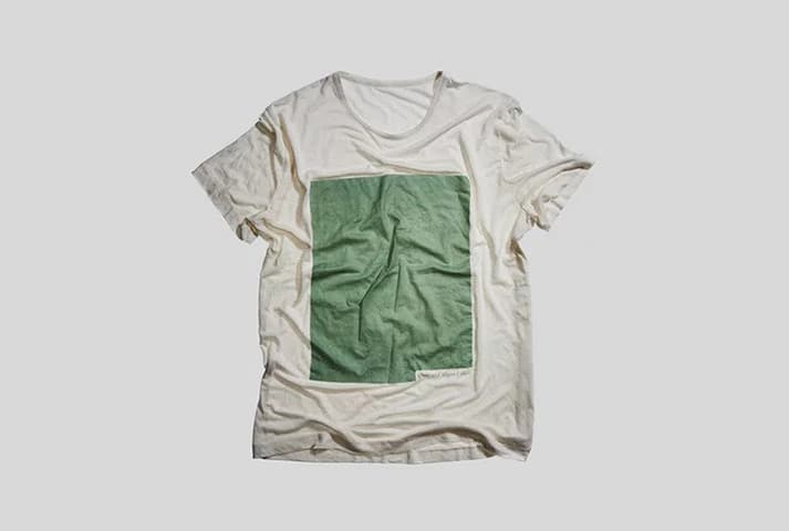 Vollebak: camiseta compostable plant and algae