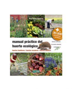 Libro Manual práctico de huerto ecológico