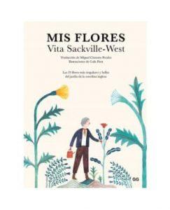 Libro Mis flores